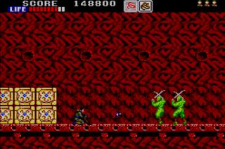 Shinobi - Sega Master System