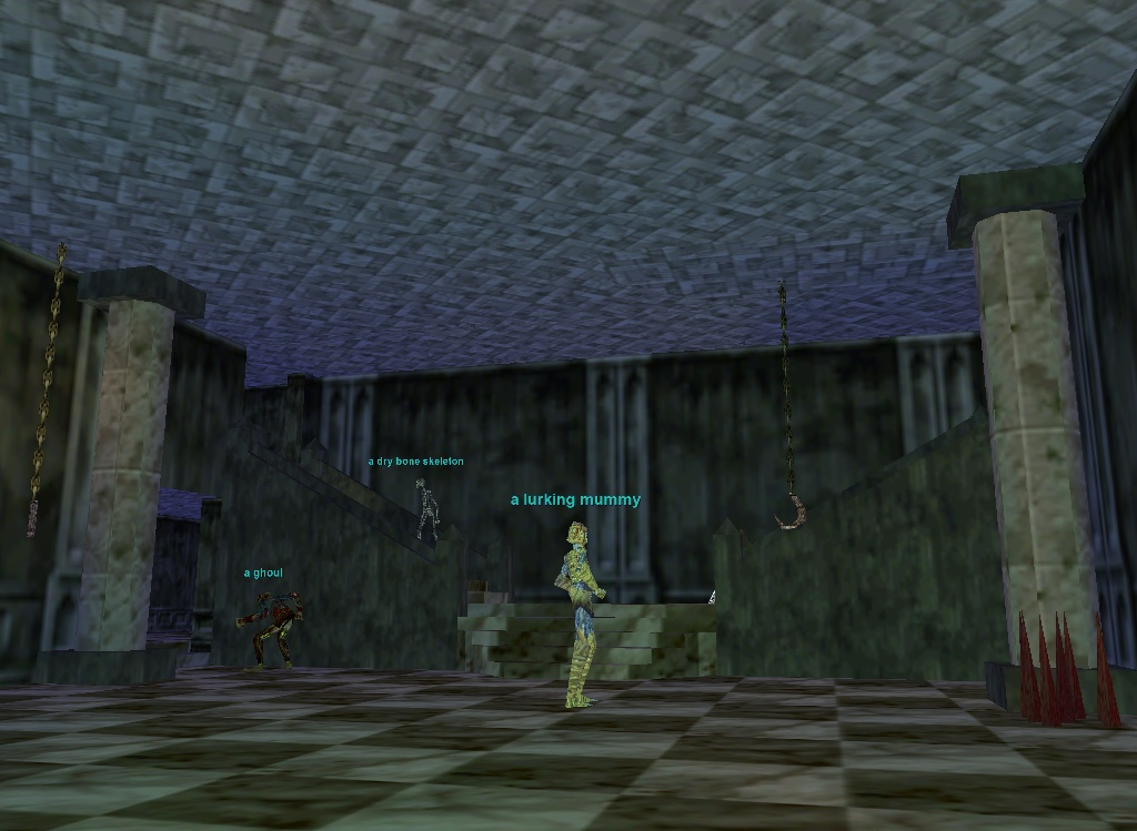 Everquest: The Estate of Unrest base