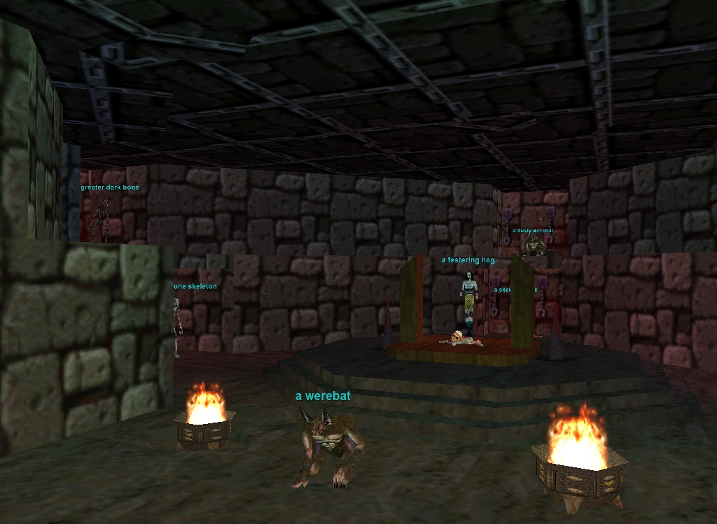 Everquest: The Estate of Unrest basement