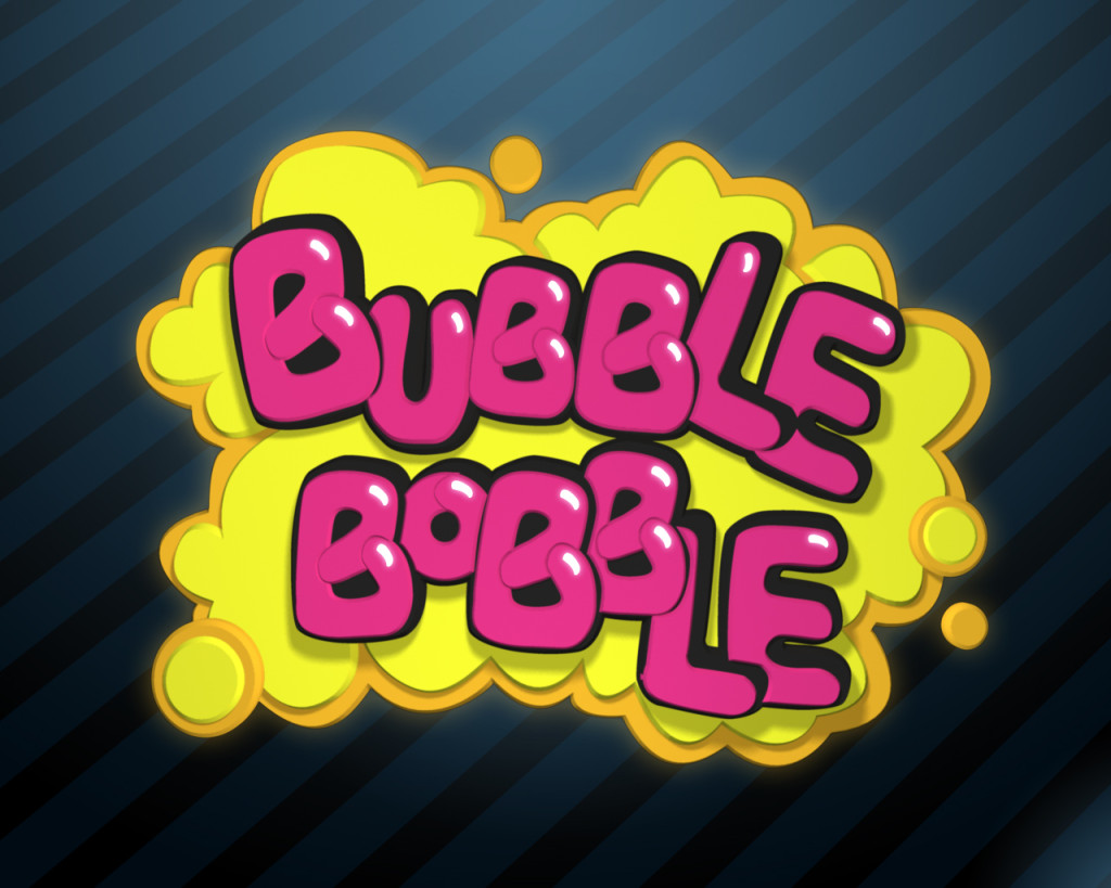 bubble bobble wallpaper