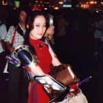 asian cosplay girl