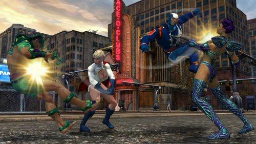 DC Universe Powergirl