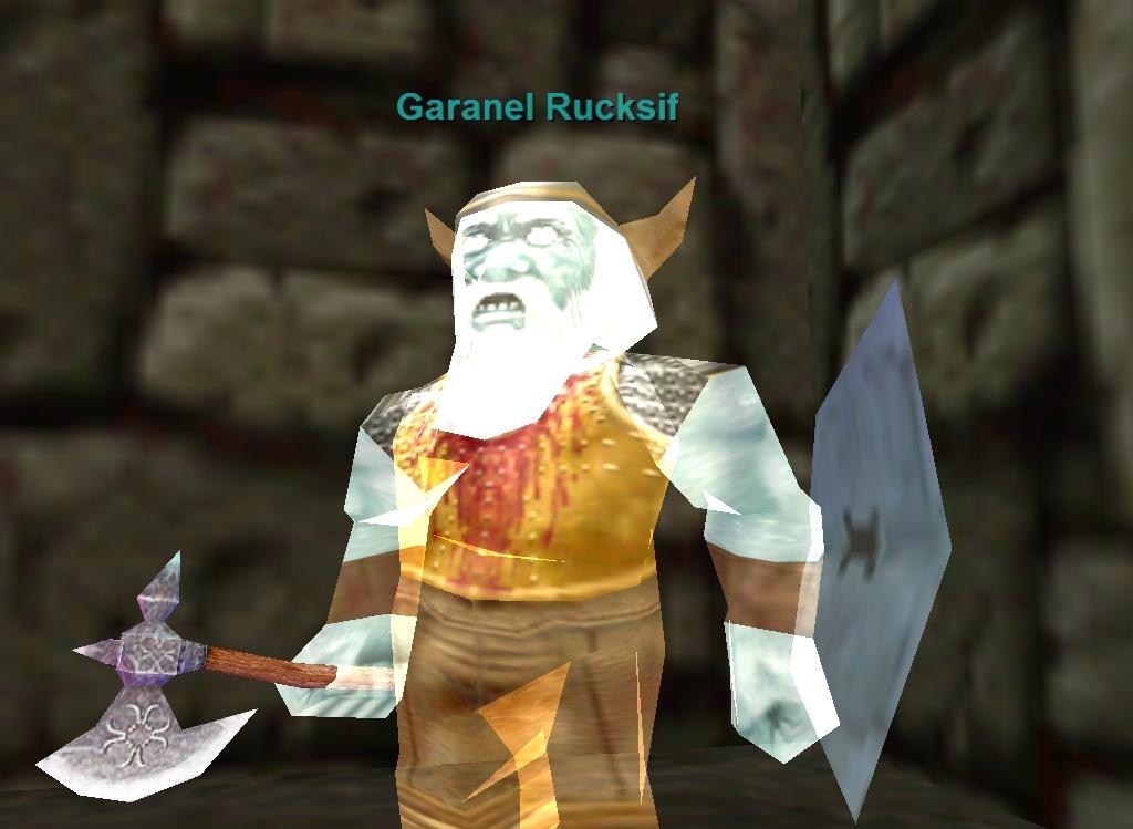 Everquest: The Estate of Unrest Garanel