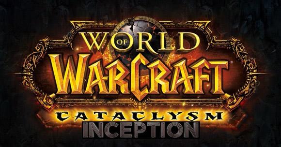 WoW Cataclysm Inception logo