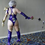 ivy cosplay girl