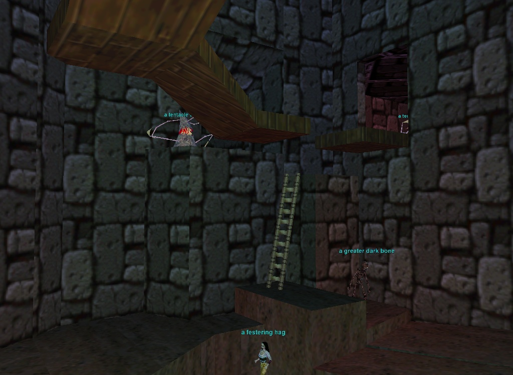 Everquest: The Estate of Unrest ladder