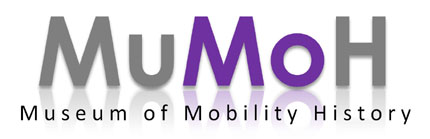Museum of Mobility History logo