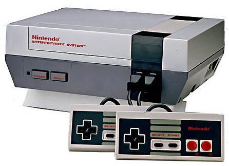 nes console