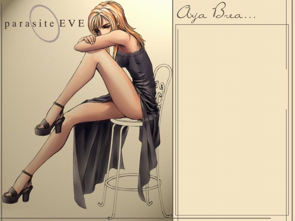 Parasite Eve Aya Brea