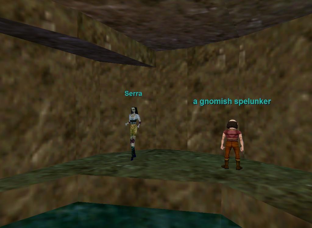 Everquest: The Estate of Unrest serra