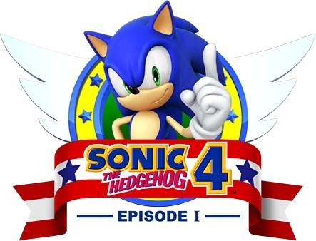 Sonic the Hedgehog 4 Episode 1 title