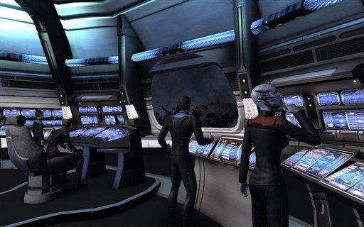 Star Trek Online  To Bridge or not to Bridge