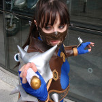 taki soulcalibur cosplay girl