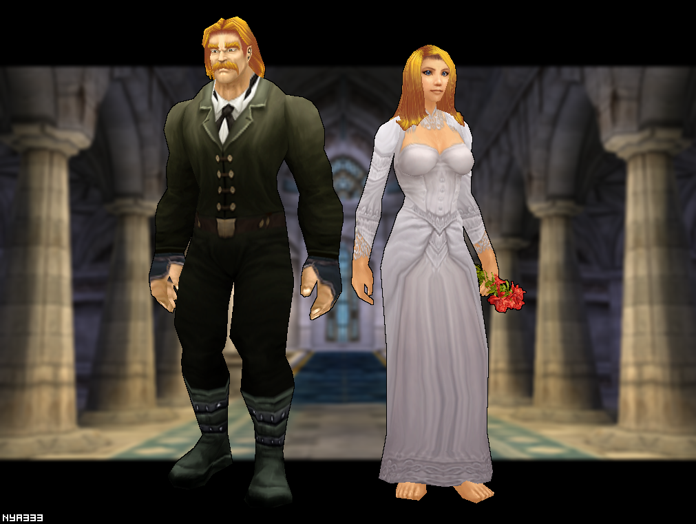 Wedding World of Warcraft
