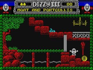 Fantasy World Dizzy - Spectrum
