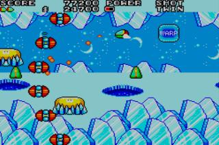 Fantasy Zone 2 - Sega Master System - Gameplay Screenshot