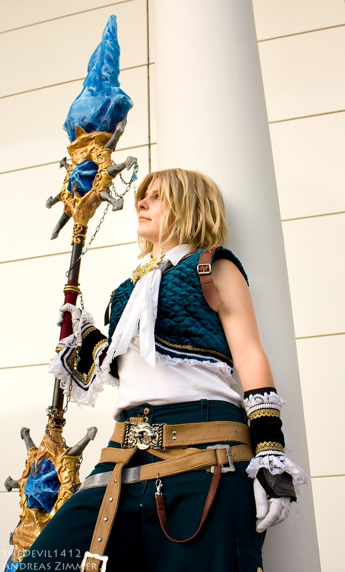 Final Fantasy Zidane Cosplay 2 by theDevil1412