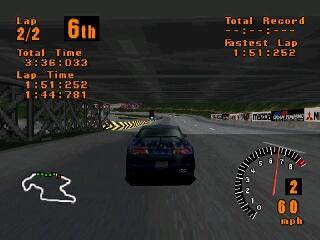 Gran Turismo - PlayStation