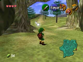 Ocarina of Time - Nintendo 64