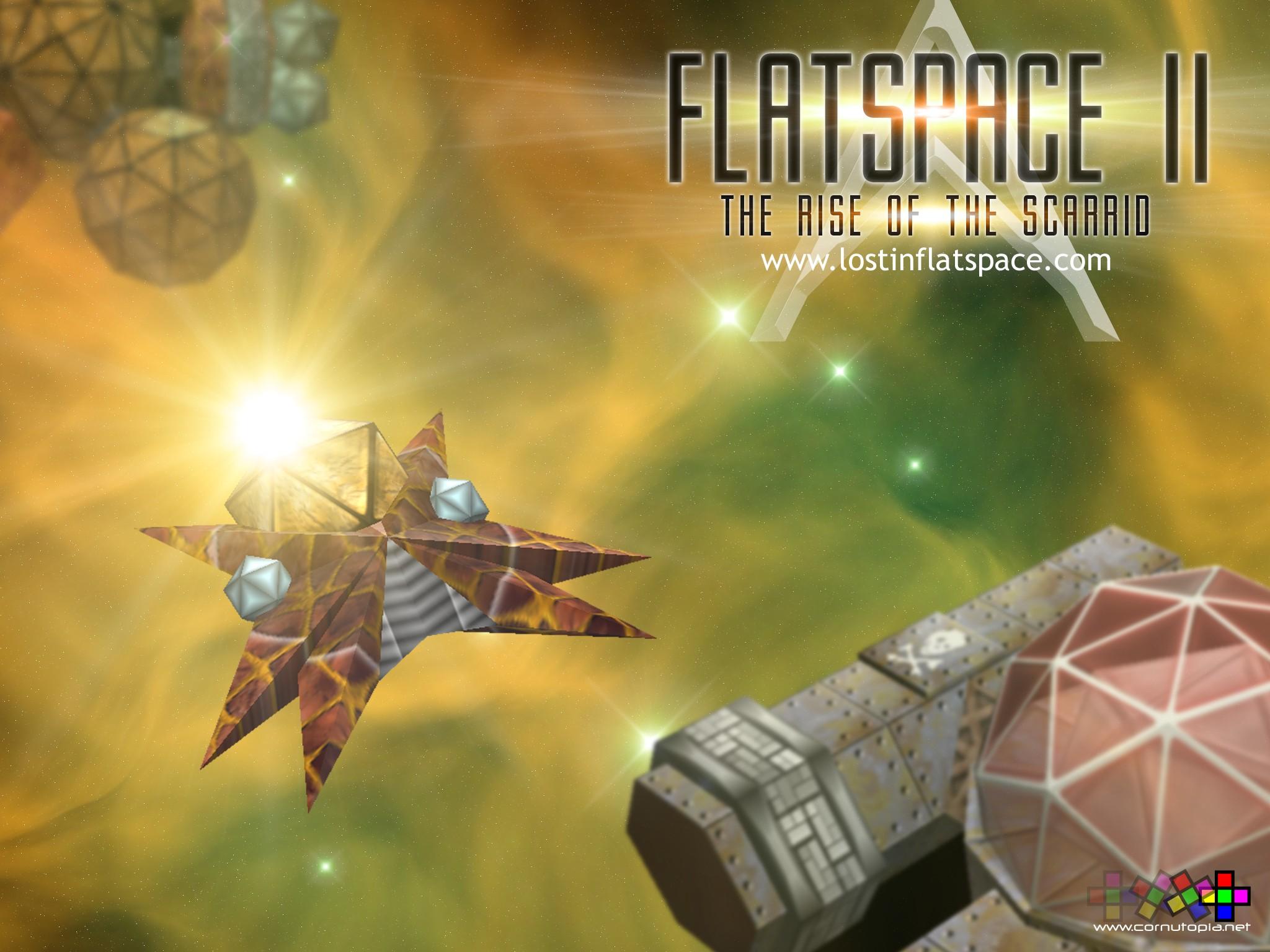 Flatspace II Promo Photo