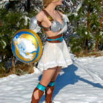 Sophitia Soul Calibur IV 3 by AlisaKiss cosplay girl