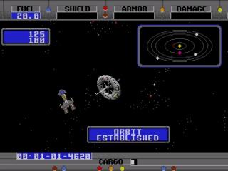 Starflight - MegaDrive