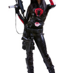 alodia as the baroness cosplay girl