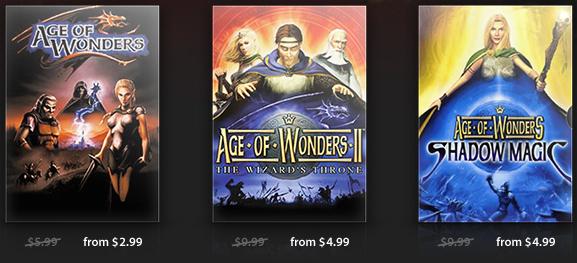 Age of Wonders 2 box