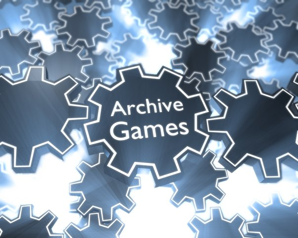 Archive Games logo