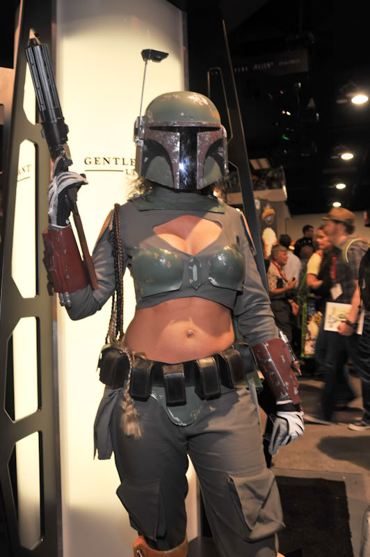 bounty hunter cosplay hot girl