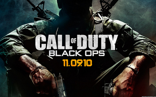 Call of duty Black Ops release date