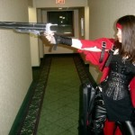 final fantasy 7 vincent female cosplay