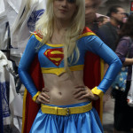 supergirl cosplay girl
