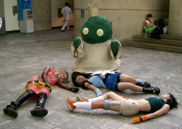 lol dead cosplayers