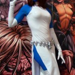 mystique cosplay girl