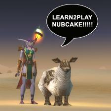 World of Warcraft nub