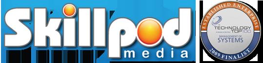 Skillpod Media logo