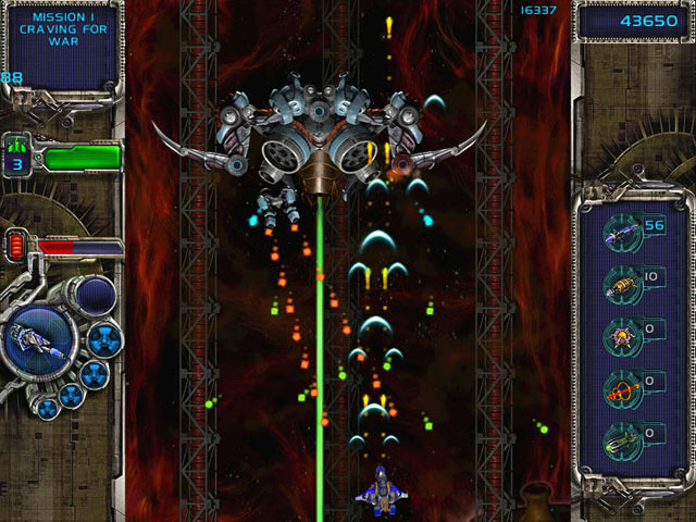Space Shooter arcade