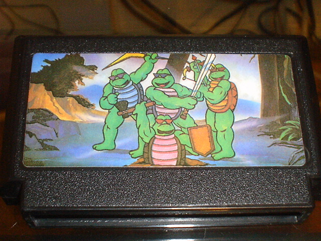 tmnt 2 pirated game