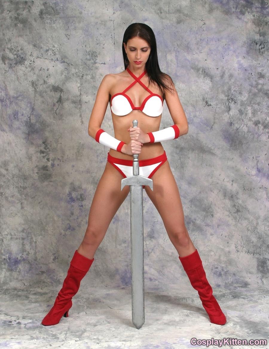 tyris cosplay girl