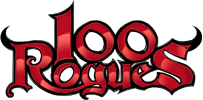 100 Rogues logo
