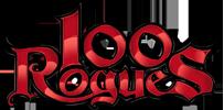 100 Rogues logo