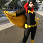 Black and Yellow by Cortana2552 batgirl cosplay