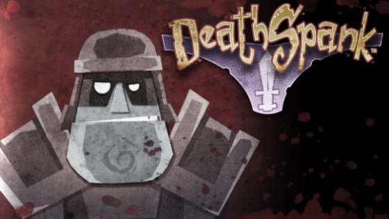 Deathspank - PC Game Screenshot