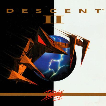 Descent 2 box