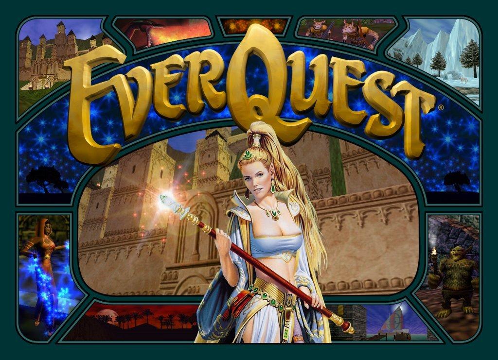 Everquest title screen