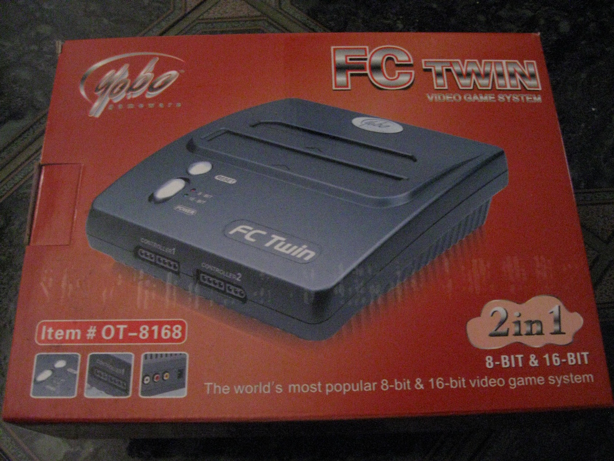 FC Twin console