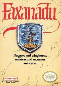 Faxanadu box