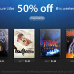 Good Ol Games: Half off Adventure titles