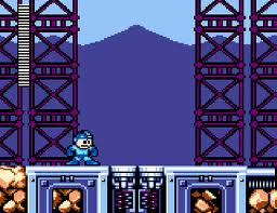 Mega Man Game Gear - Gameplay Screenshot